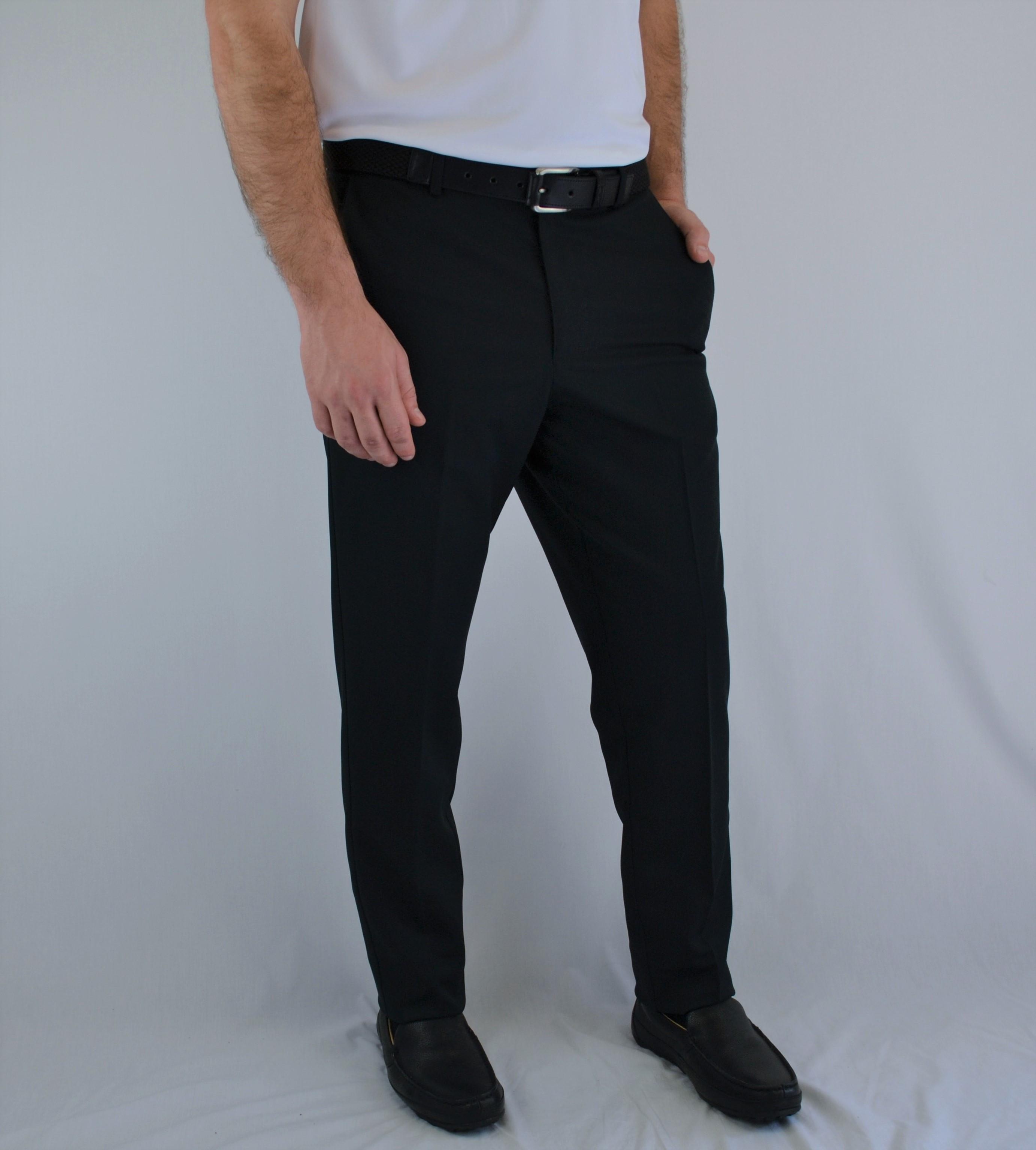 Mens Slim Dress Pants
