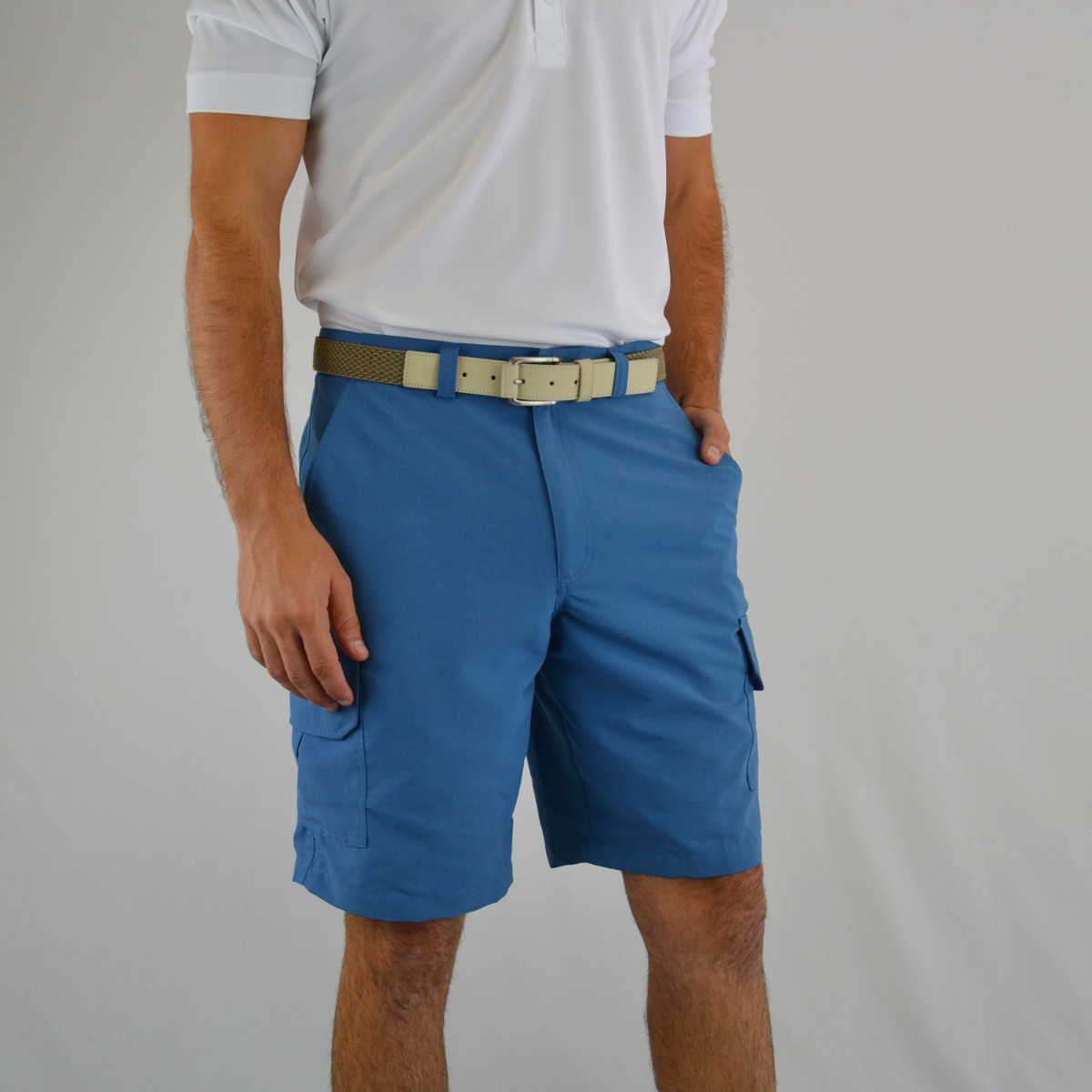 Mens Stretch Performance Cargo Short